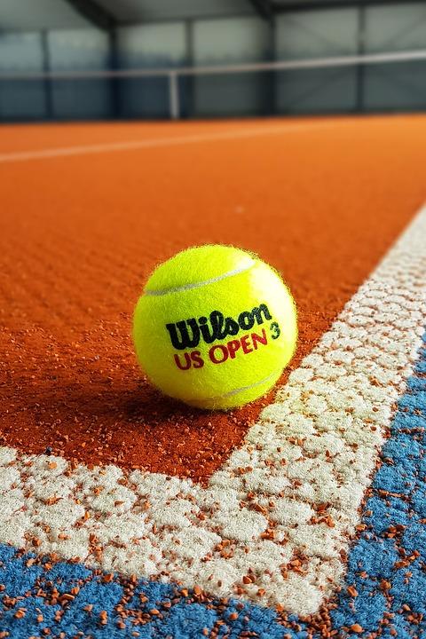 balle de tennis us open