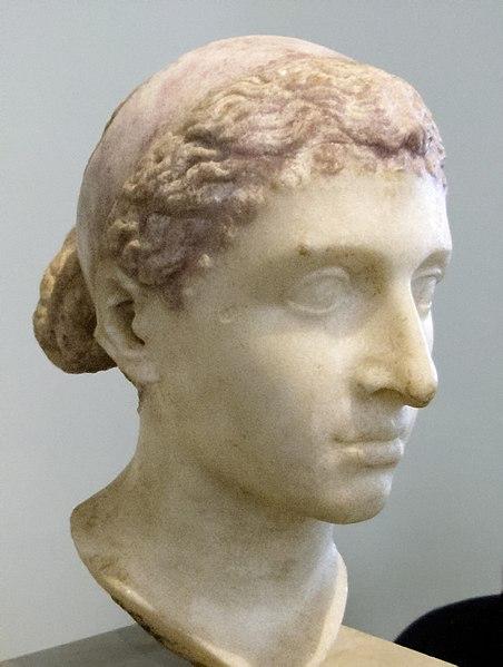 Cléopâtre Égypte reine