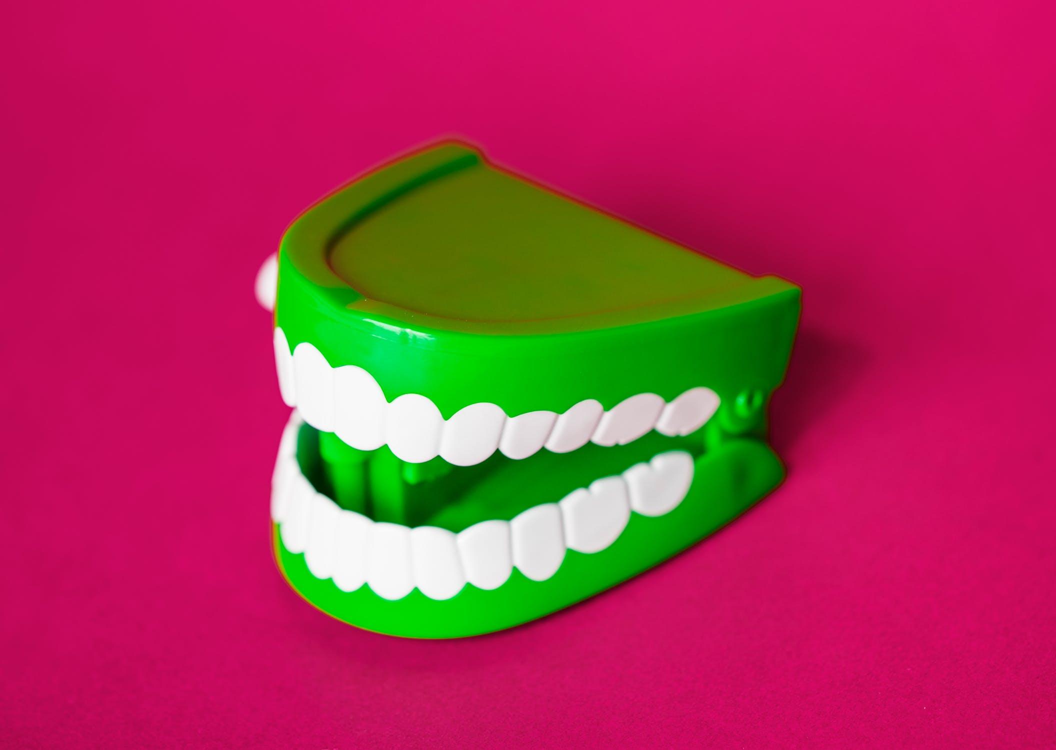 dents bouche