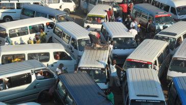 embouteillage trafic