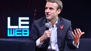 Macron président république