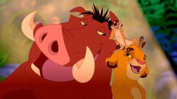 Disney Hakuna Matata Roi Lion