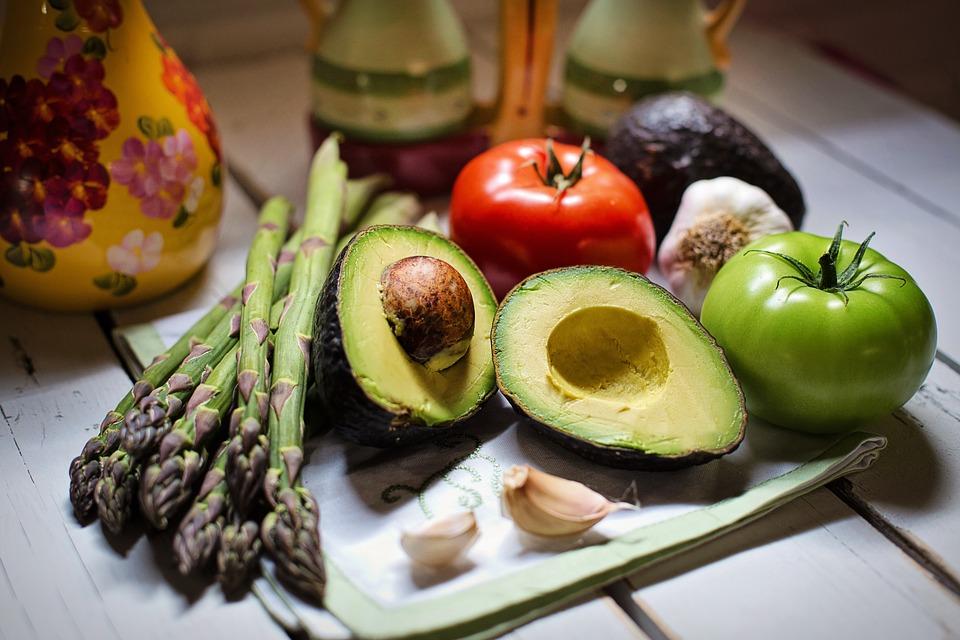 légumes manger végétarien bio