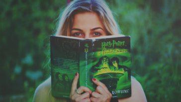 harry potter livre lire lecture