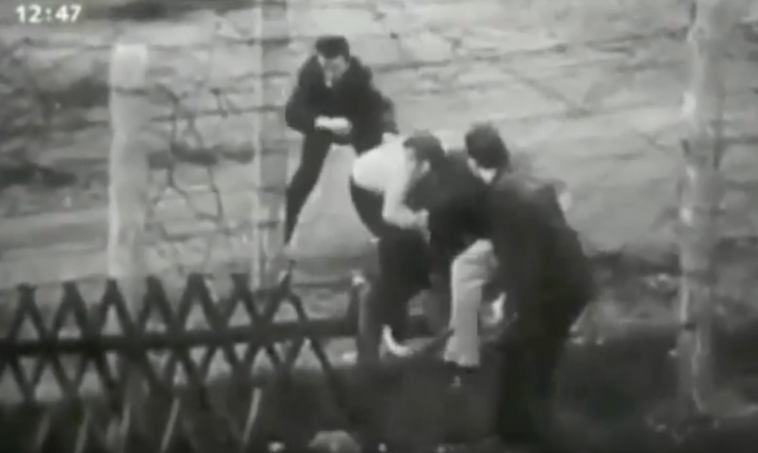 évasion mur de berlin