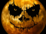Halloween lune citrouille