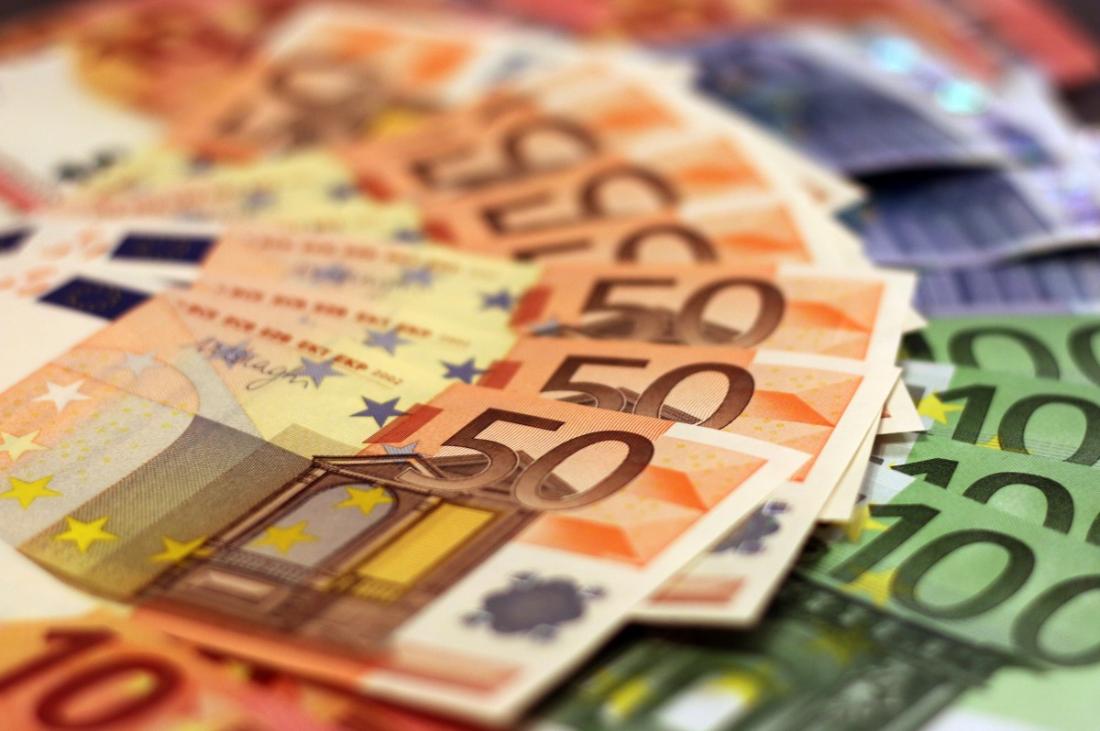 billets argent euro