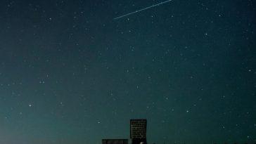 étoiles filante toit espace toit