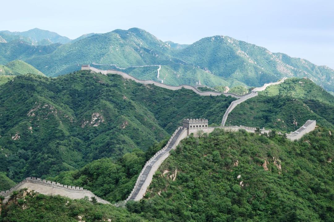 grande muraille de chine 7 merveilles du monde