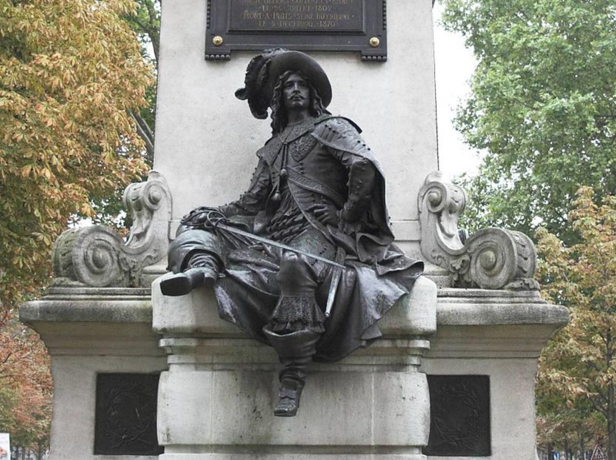 monument dartagnan