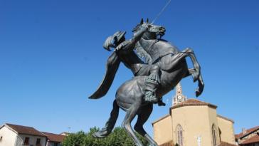 statue de d artagnan