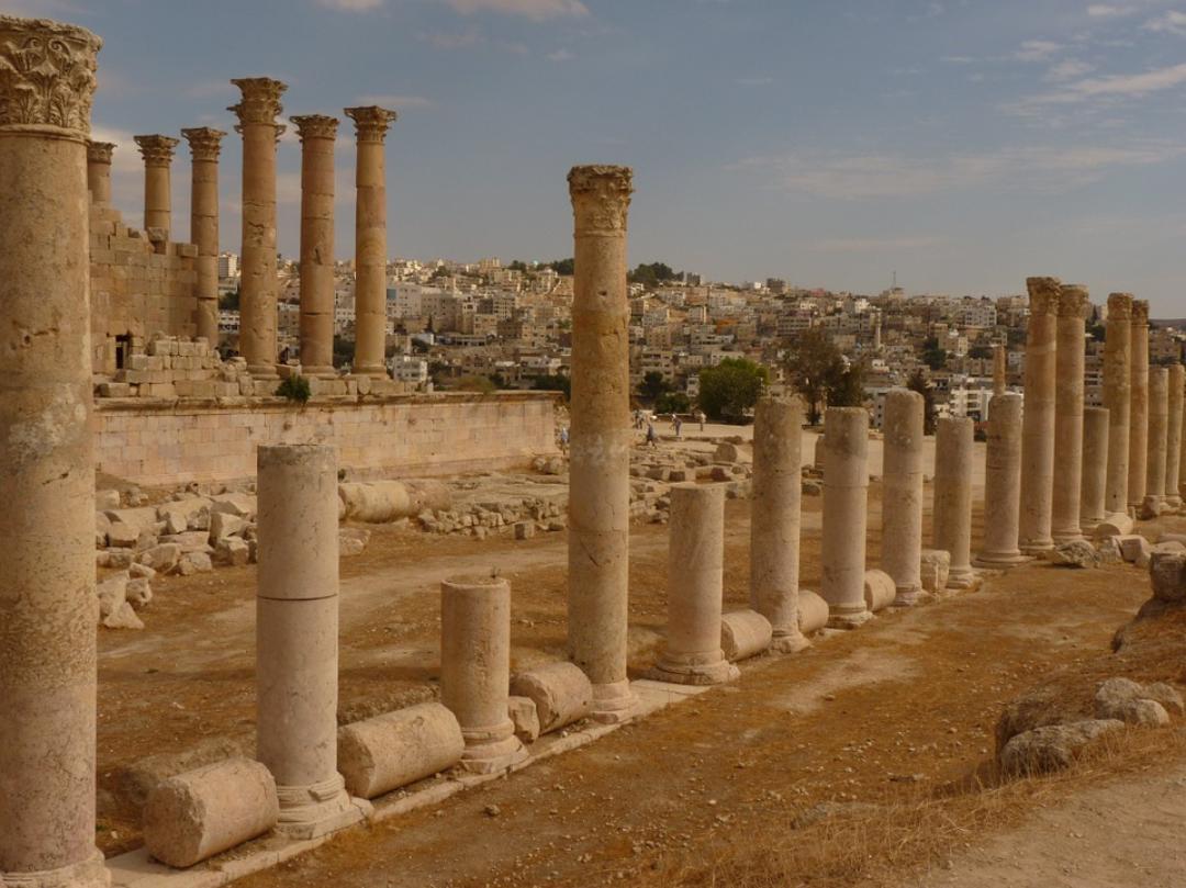 temple d'Artémis 7 merveilles du monde