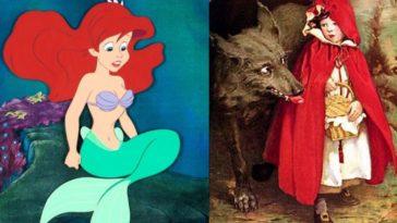 contes de fées