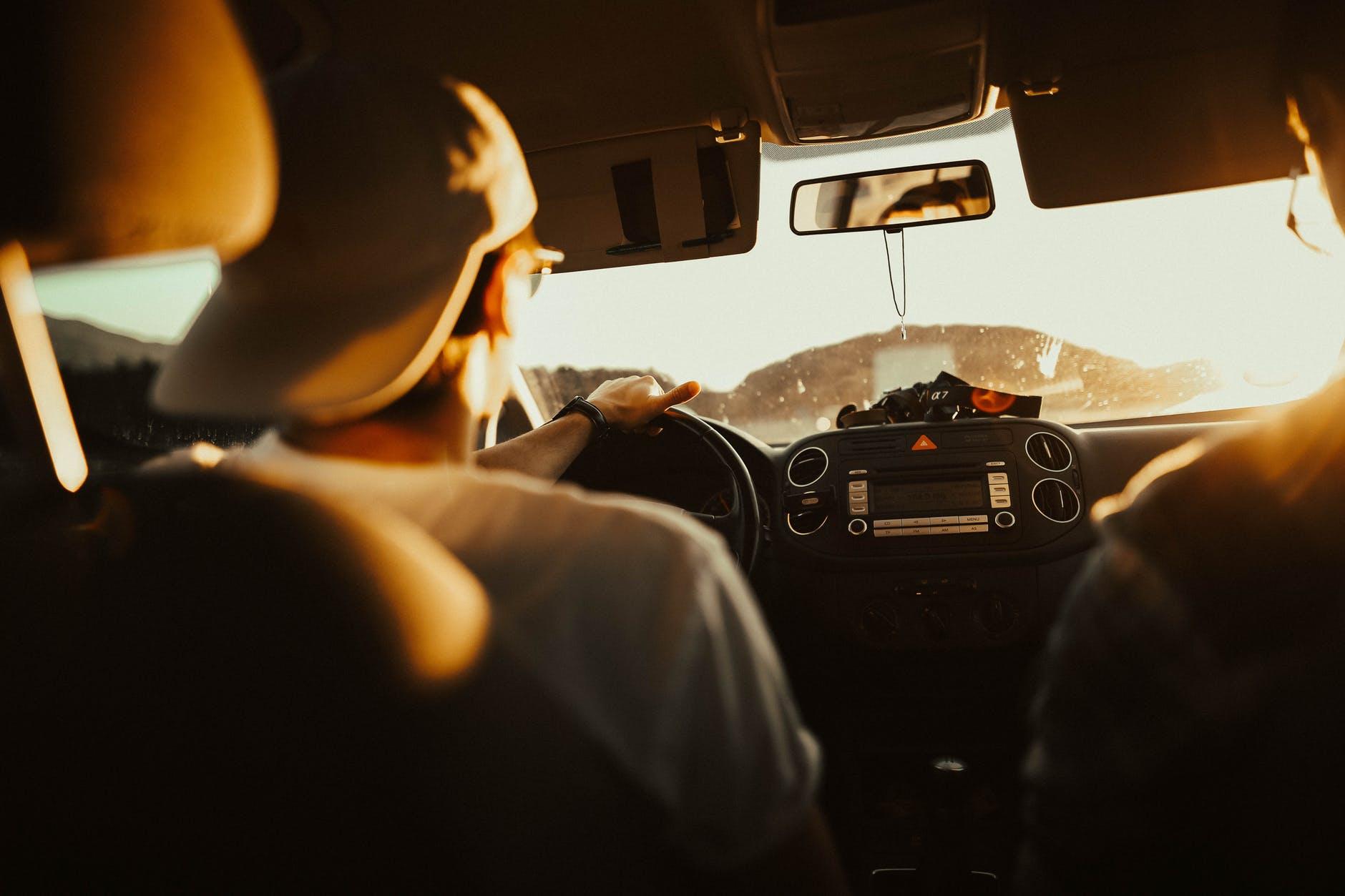 voiture voyager conduire