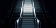 escalator vide