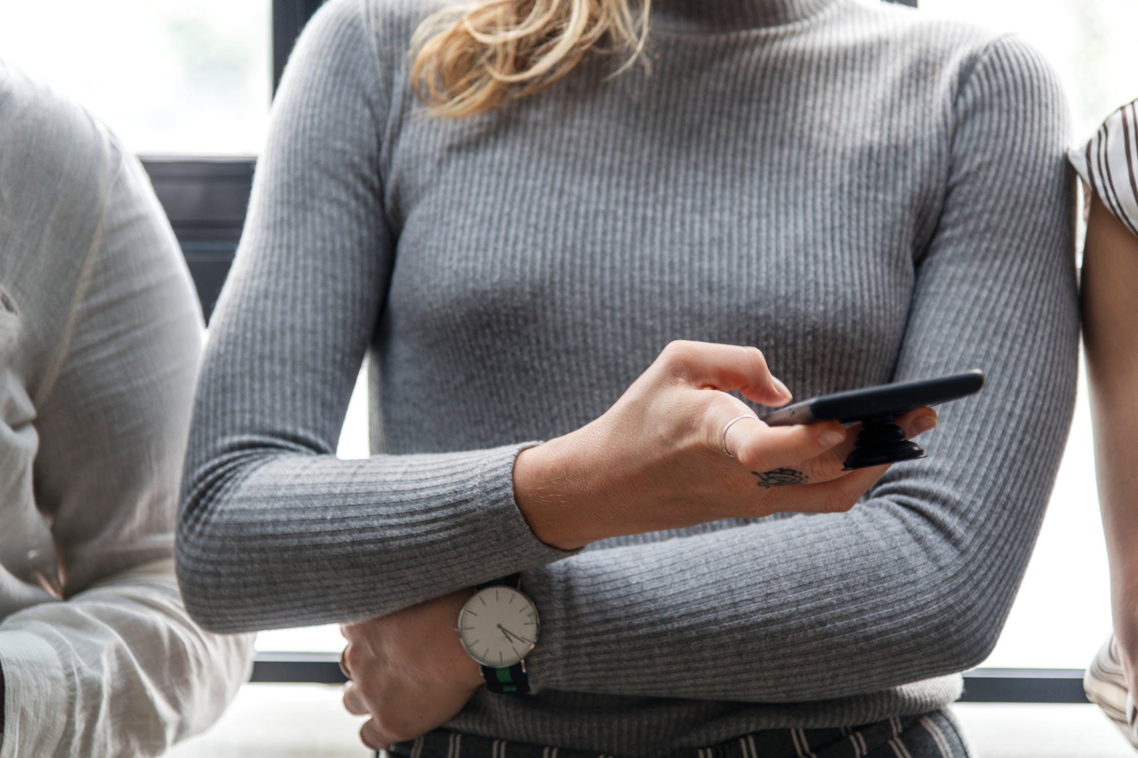 montre téléphone smartphone