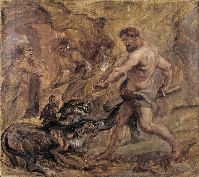 Hercule Cerbère