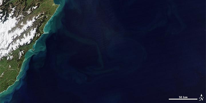 cote neozelandaise satellite 2009 10 11