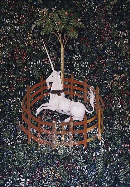 licorne tapisserie