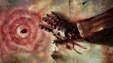 pierre philosophale fullmetal alchemist bras robot