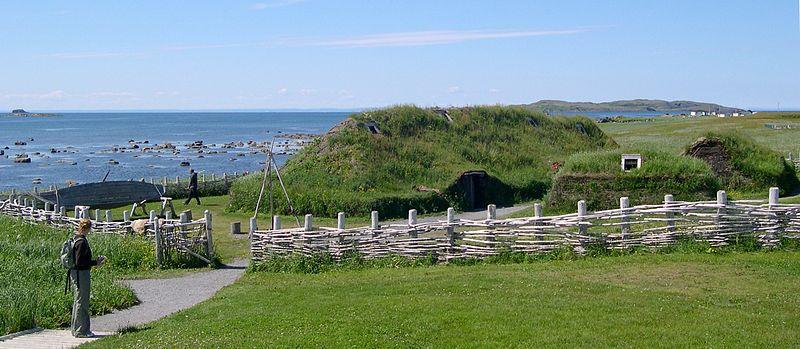 L'Anse aux Meadows Vikings
