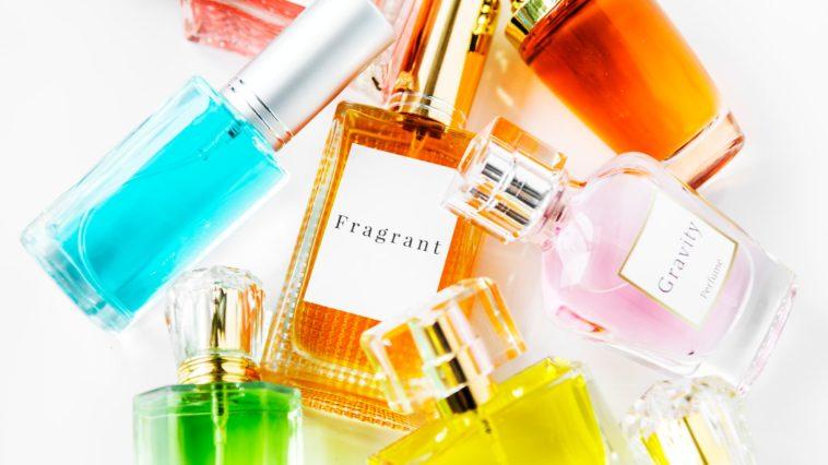 parfum odeur sentir