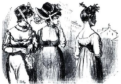 tenues sous la Révolution