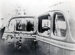 Bonnie & Clyde mort