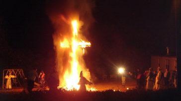 Ku Klux Klan Croix