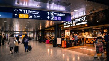 aéroport voyage avion
