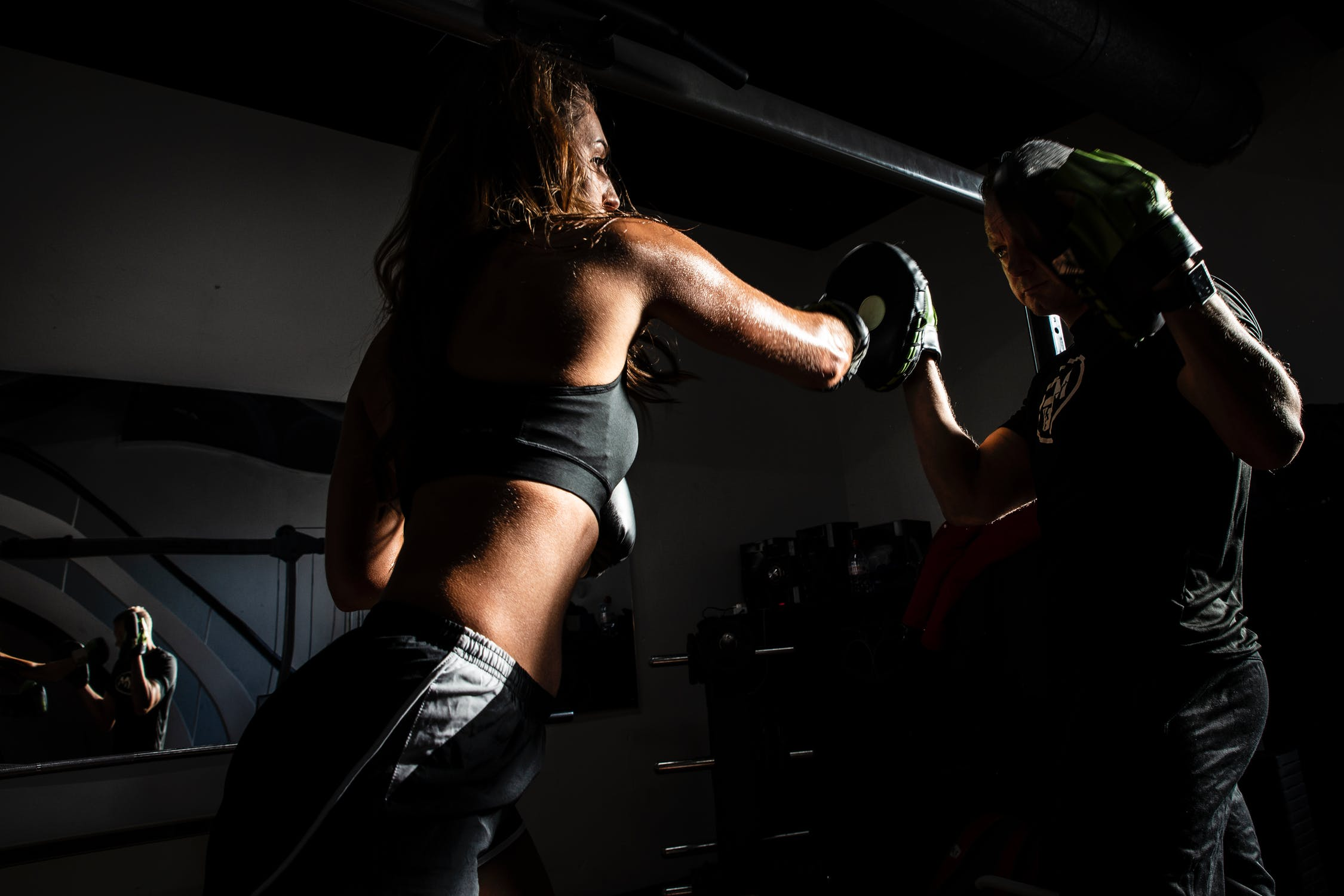 boxe sport
