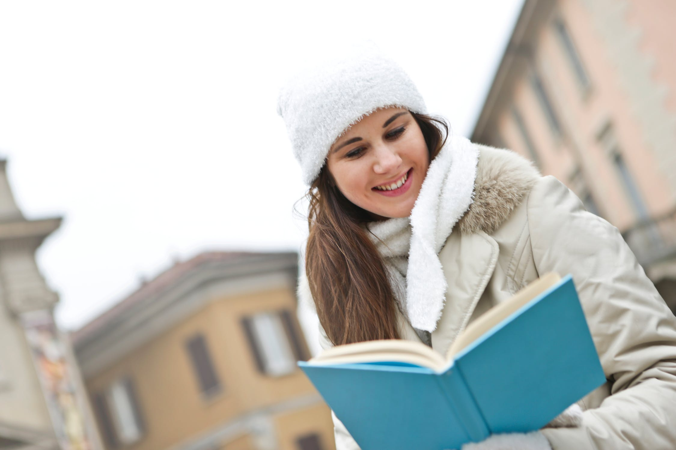 hiver froid lire