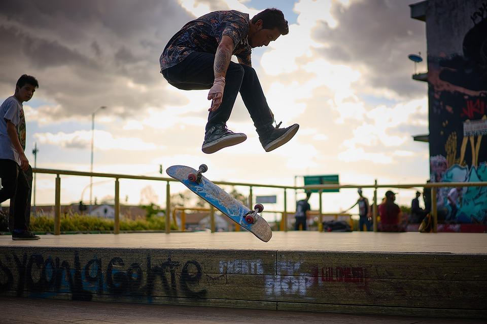 skateboard histoire