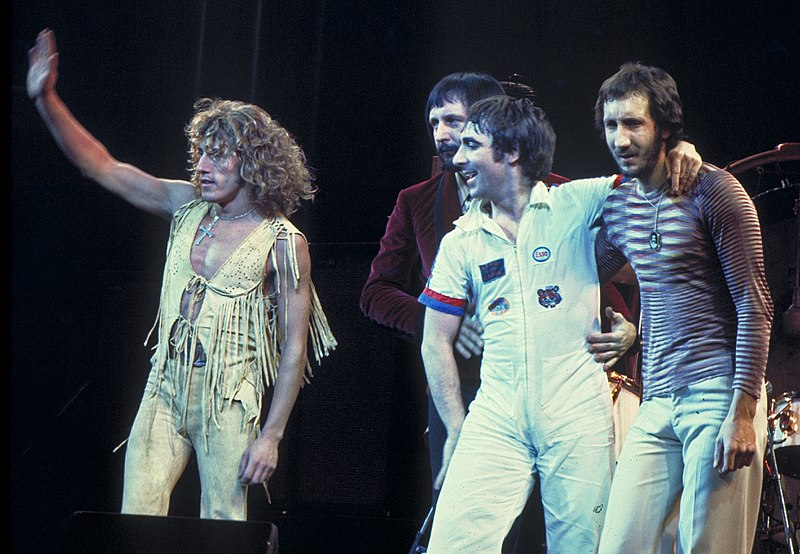 The who groupe musique