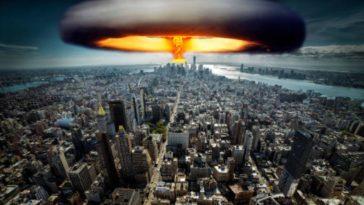 bombe nucléaire atomique