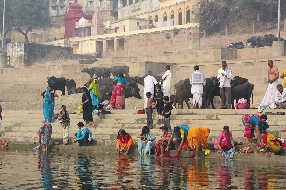 fleuve Gange Inde