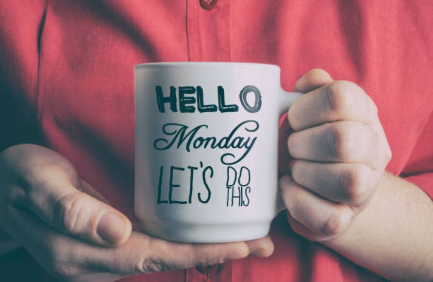 lundi jour semaine