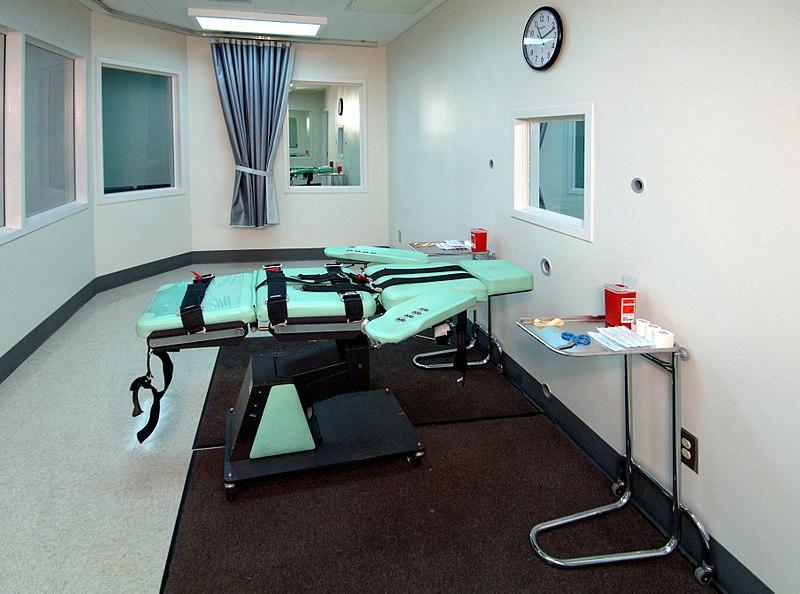 injection létale peine de mort