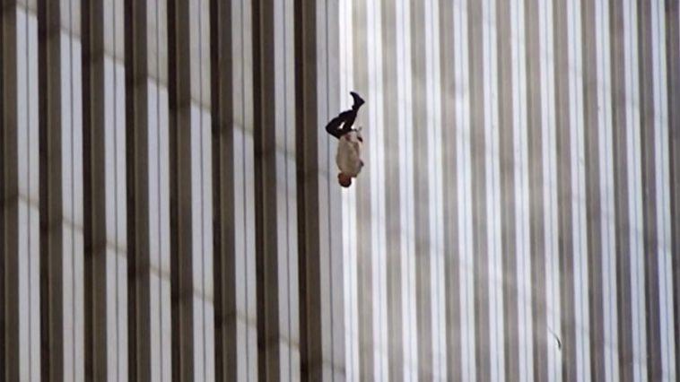 falling man world trade center