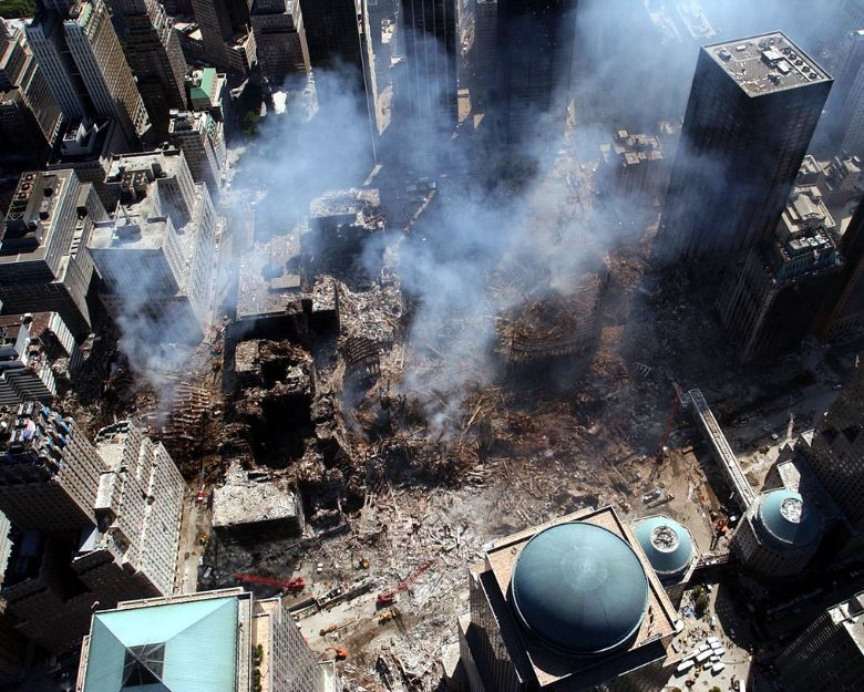 ground zero 11 septembre 2001