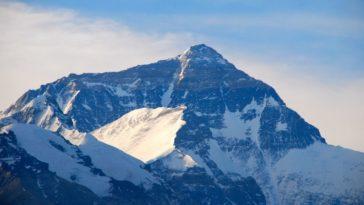 mont Everest Himalaya