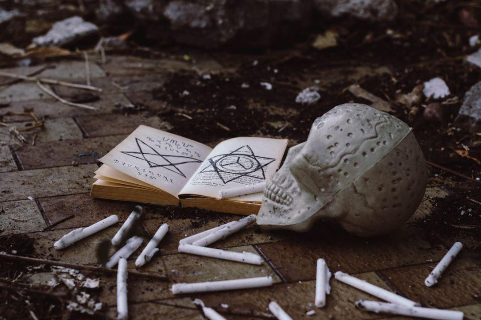 sorcière sorcellerie