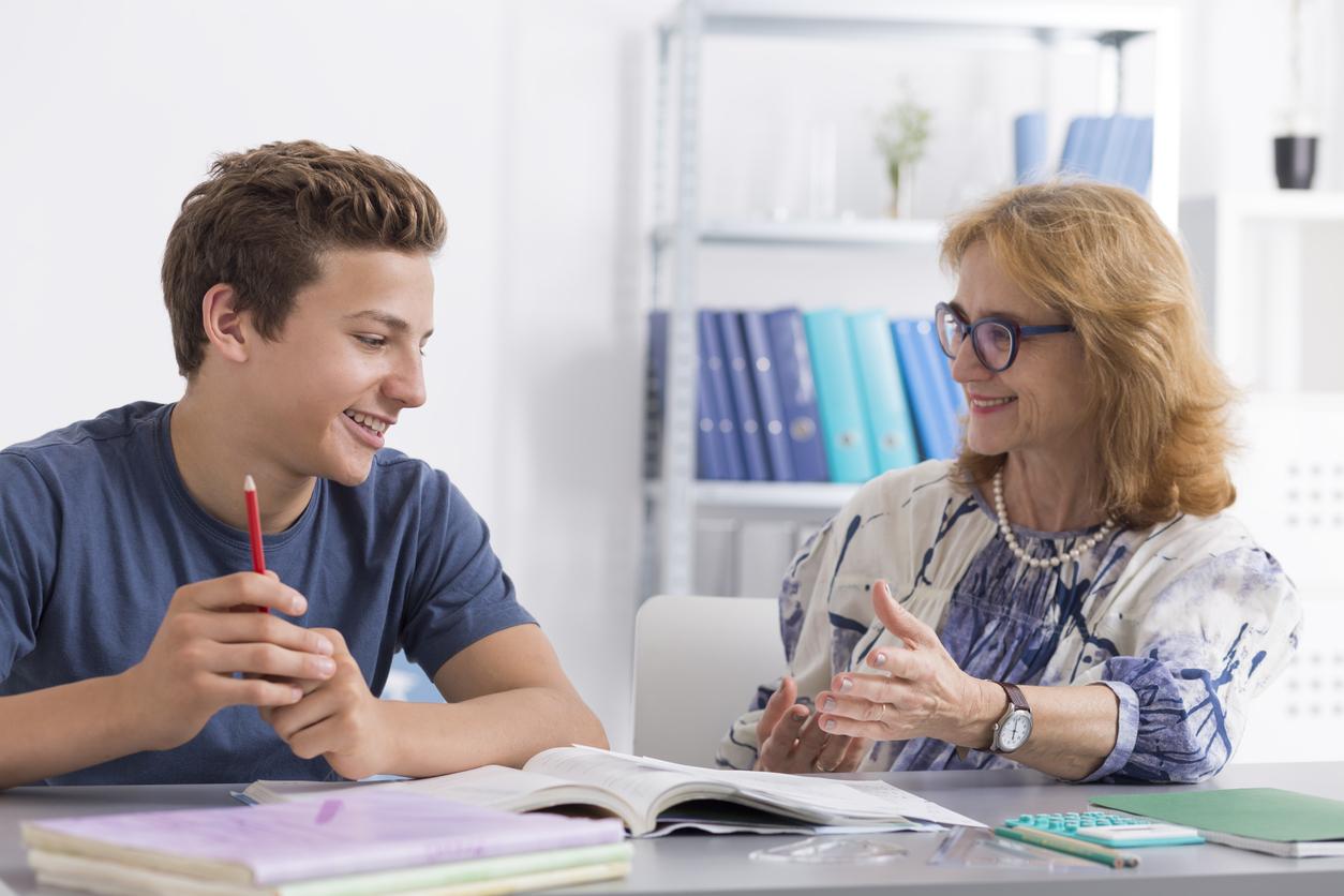 soutien scolaire professeur apprendre
