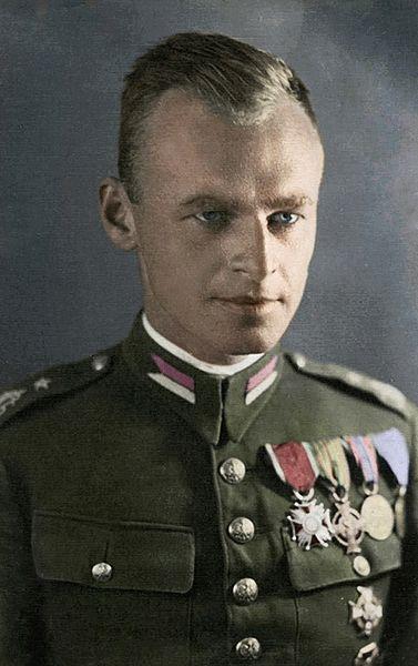 Witold Pilecki Auschwitz