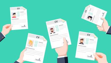 CV recrutement emploi