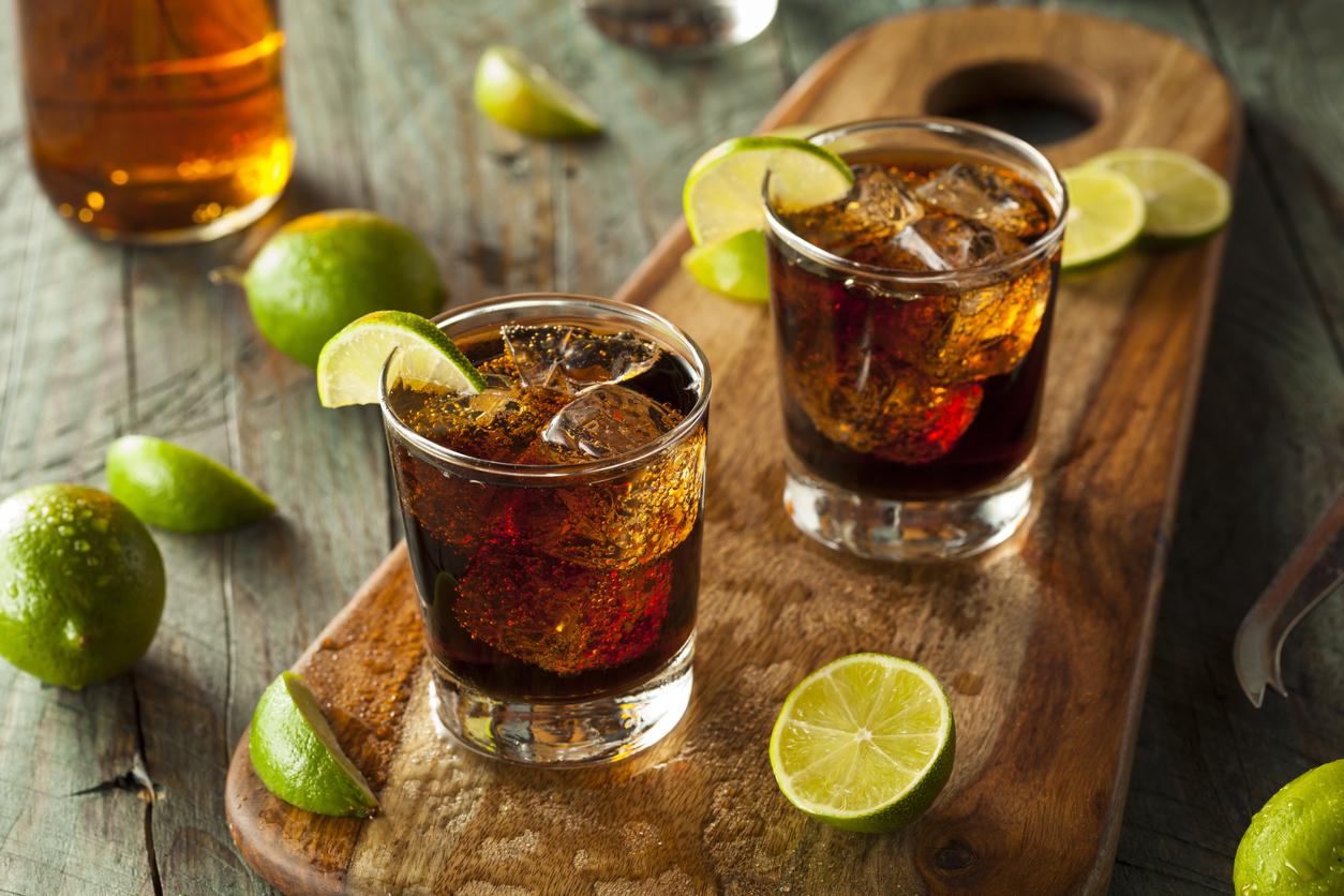 verres de coca bar