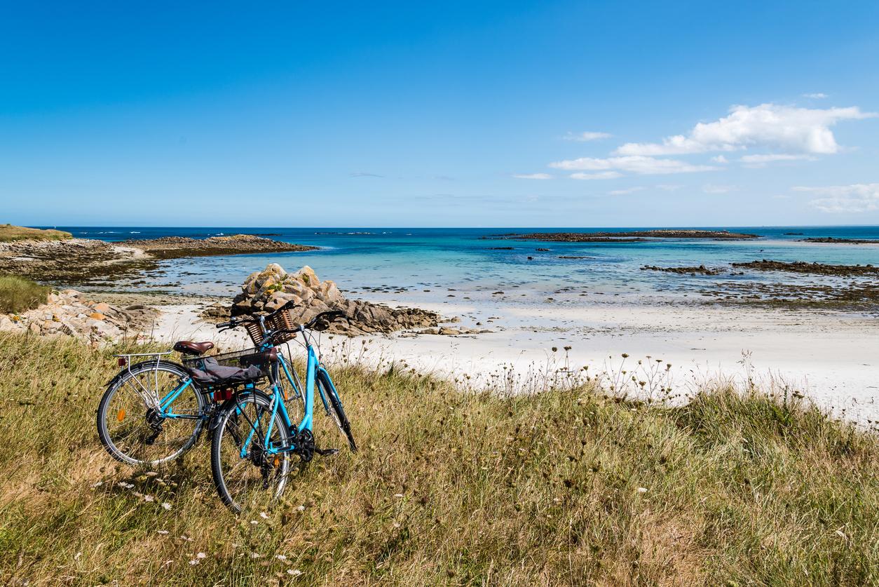 plage île Batz Bretagne
